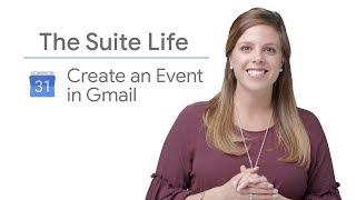 إنشاء حدث تقويم في Gmail - جناح الحياة