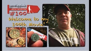 Metal detecting the city park and finding 100+ year old coins & relics! • MD#100