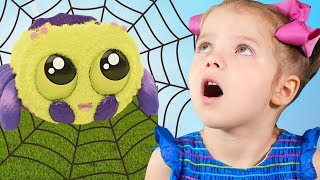 Itsy Bitsy Spider Song   Nicole Nursery Rhymes & Kids Songs