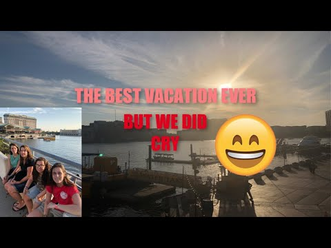 OUR CRAZY SPRING BREAK WITH CRYING VACATION VLOG 17