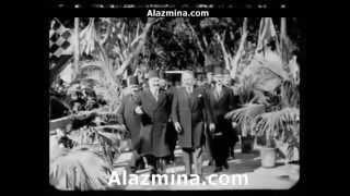 فيديو إفتتاح الملك فؤاد الأول لبور فؤاد