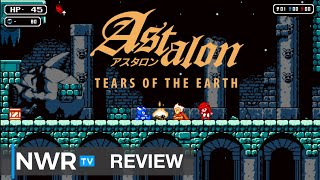 Astalon: Tears of the Earth (Switch) Review - Another Excellent Metroidvania on Switch (Video Game Video Review)