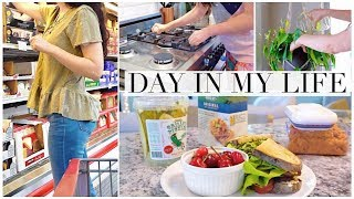 #26 DIML: Cleaning, Costco & Cooking!
