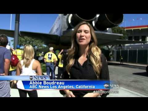 Space Shuttle Endeavour's Nightmare Commute Through Los Angeles