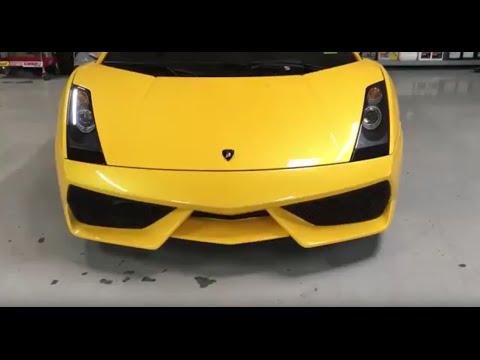 Lamborghini Gallardo Lp570 Bumper Fitment Youtube