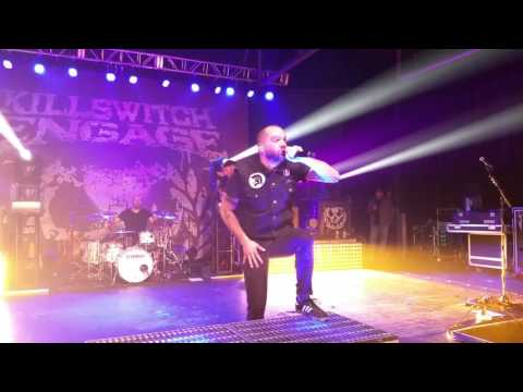 Killswitch Engage - My Last Serenade @ Marathon Music Works Nashville, TN