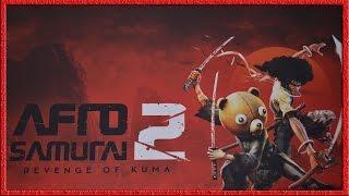 Afro Samurai 2 Revenge Of Kuma Gameplay E32015 E3 PC Games First Look New Afro Samurai 2