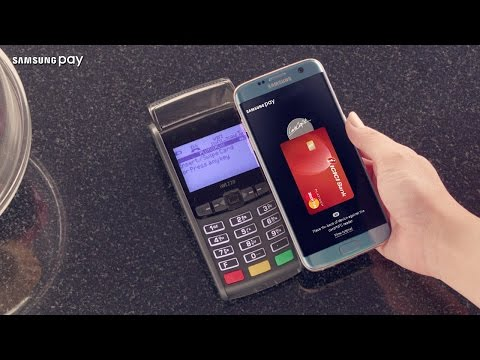 #SamsungPay - Simple, Secure and Everywhere - Mobile Payment Service