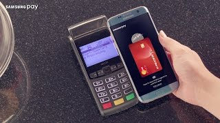 #SamsungPay Simple, Secure and Everywhere Mobile Payment Service