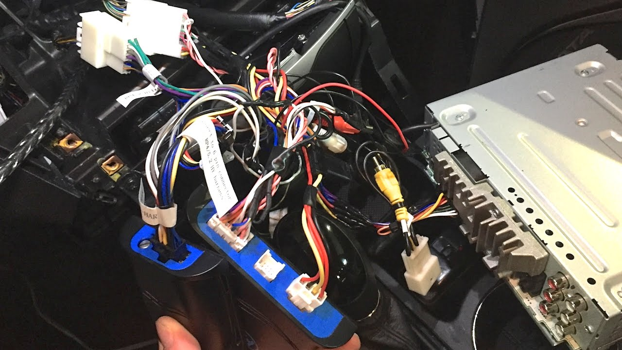 small resolution of how to install an aftermarket stereo in a 2011 hyundai sonata limited