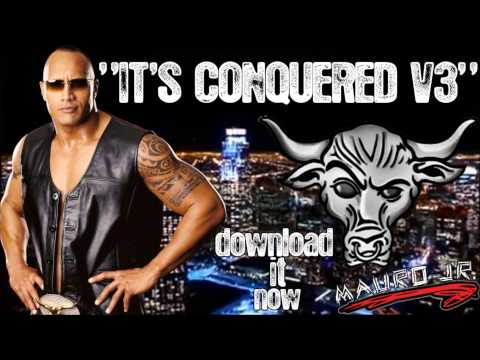 The Rock 2003  Its Conquered V3 + Download Link