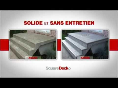 Installation Tuile Decko Produit Squaredecko