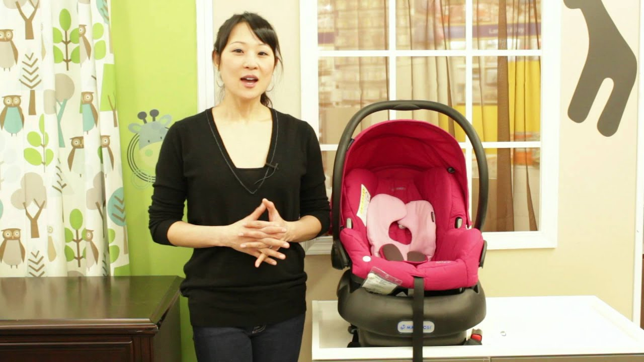 Maxi Cosi Mico 22 Infant Car Seat
