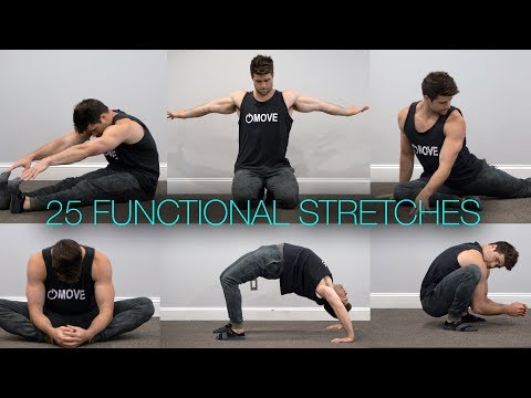Full Body Flexibility | 25 of the Best Stretches