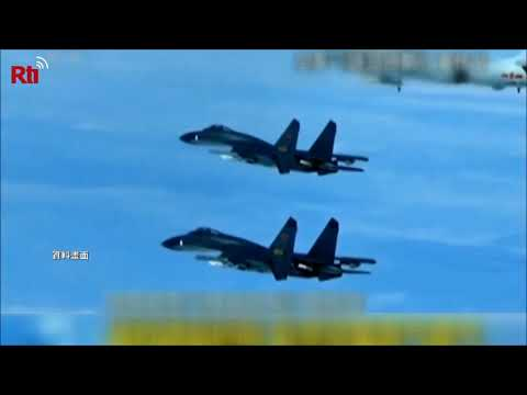Two Chinese fighter jets go into Taiwan air space