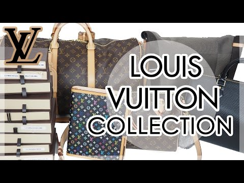My Louis Vuitton Collection 2016 ♡