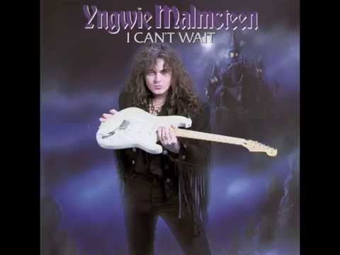 Yngwie Malmsteen - I can´t wait -  full album
