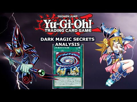 Yu-Gi-Oh Discussion Dark Magic Secrets!! CRAZY NEW DARK MAGICIAN SPELL