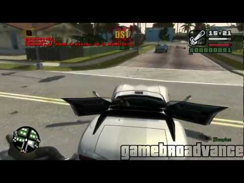 GTA IV: San Andreas Beta 3 Gameplay 1 - Los Santos