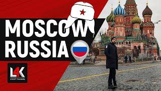 Смотреть видео Москва, Россия, Кремль, Красная Площадь Новый Год 2020, Музей изобразительных искусств им Пушкина онлайн