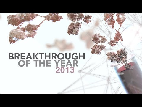 Breakthrough of the Year 2013