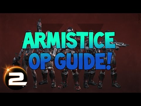 SUPER REAL ARMISTICE GUIDE! (PS2)
