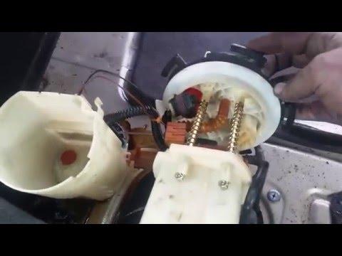 "Fuel Pump 04-09 Hyundai Sonata Remove Replace Install ""How to"""