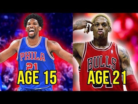 8 LATEST Starts To Basketball In NBA HISTORY