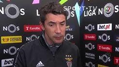 Flash Interview Bruno Lage: FC Porto 3-2 Benfica (Liga 19/20 #20)