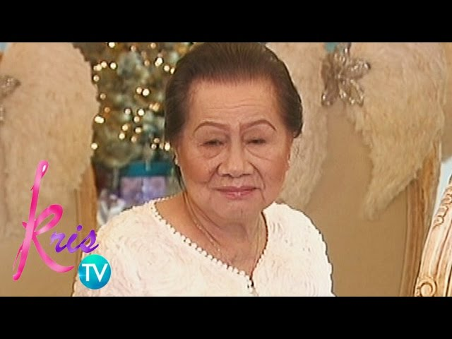 Kris TV: Meet Joel Cruz's mom