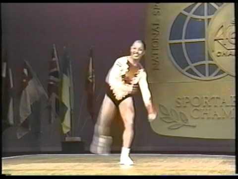IAC 2005 Finals - Marcela Lopez