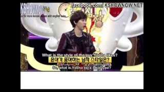 Lee Seung Gi & YoonA moments from 2007 to 2014 - Stafaband