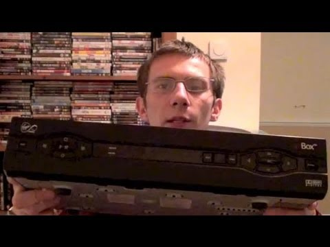 Virgin Media V+BoxHD Cable TV PVR Teardown