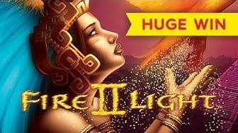 Fire Light II Slot - HUGE WIN, LOVED IT!