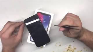 Вернули через суд iPhone X (провели экспертизу)