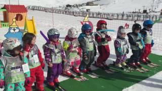 Ecole de ski Alpe d'Huez Easyski Jardin d'enfants 1617