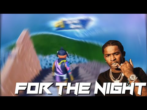 Pop Smoke – For The Night ft. Lil Baby, DaBaby | Fortnite Montage