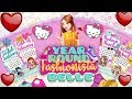 🌺Year Round Fashionista: Belle 🌸| Fun Learning 😍 Games for Children | Colorful Kids Play Time🌺