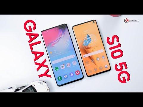 SỐC! Galaxy S10 5G rẻ hơn S10 Plus, sẽ ĐÈ BẸP OnePlus 7 Pro?