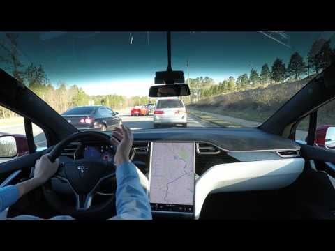 How a Tesla car with Autopilot may just pay for itself, at least in part