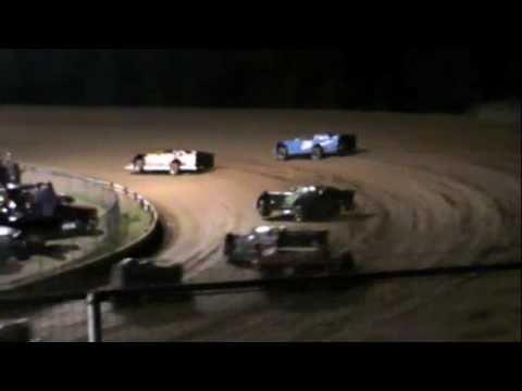 Dublin Motor Speedway Late Model Race 5-7-11