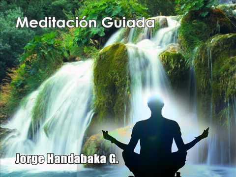 Meditacion Guiada (Guided Meditation) - Anapanasati yoga -  Jorge Handabaka (Eng Subs)