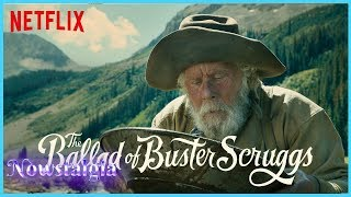 The Ballad of Buster Scruggs Review | Nowstalgia Reviews