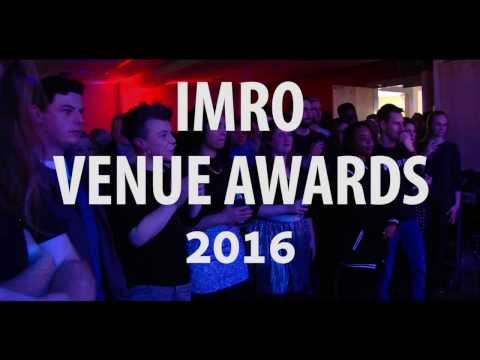 IMRO Live Music Venue of the Year Awards 2016