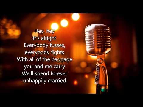 Unhappily Married Pistol Annies lyrics