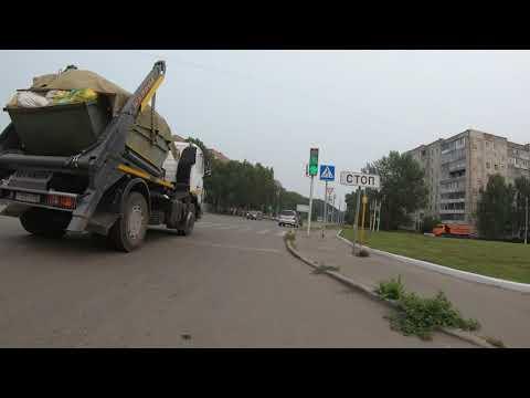 22.07.2019. - Барнаул-Научный городок-Барнаул