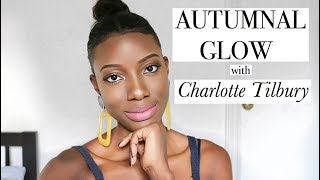 Autumnal Glow using Charlotte Tilbury