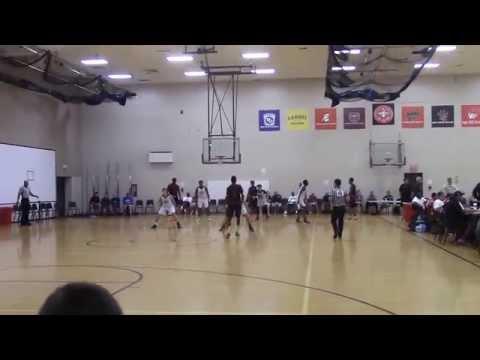 RJU vs Ohio Basketball Club
