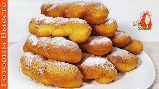 """Мой Самый любимый рецепт пышных """"Пончиков"""" как ПУХ!"""