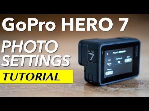 GoPro Hero 7 - Photo Settings Tutorial and Tips thumbnail